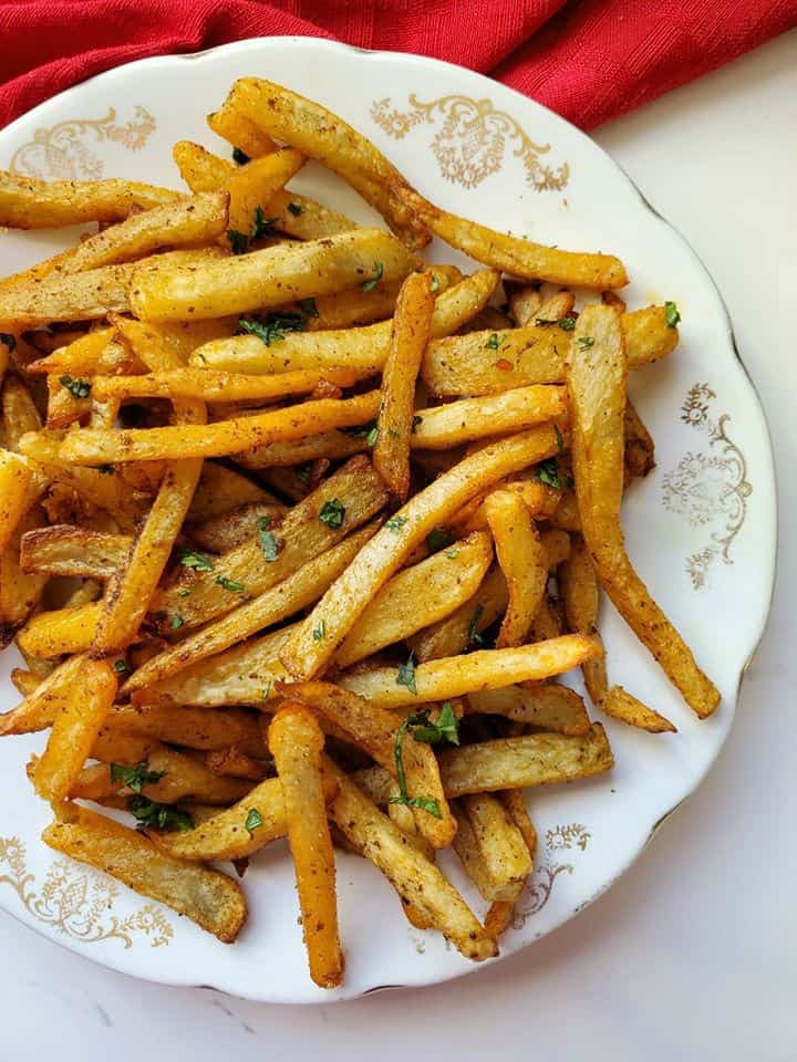 air fried french fry recipe