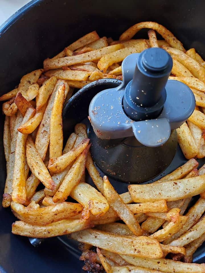 Best Air Fryer French Fries
