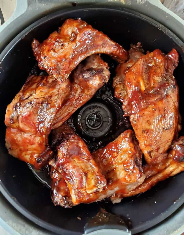 AIR FRIED RIBS
